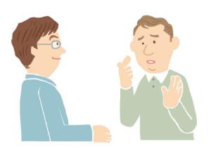 補聴器購入の流れ 問診