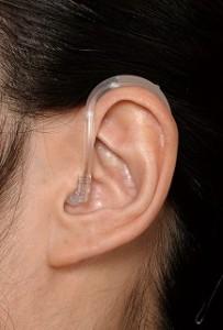 補聴器 耳かけ式装用