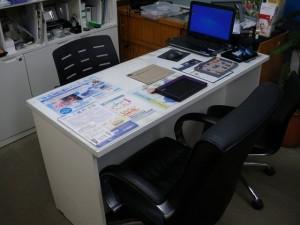 関東補聴器古河店内観2