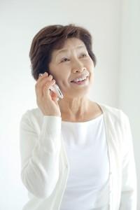 補聴器 電話