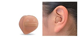 補聴器 カナルサイズツインパワー