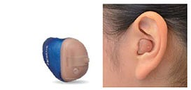 補聴器 カナルサイズ パワー