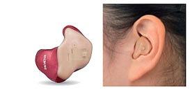 補聴器 カスタムサイズ