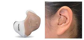 補聴器 カスタムサイズパワーツイン