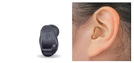 補聴器 マイクロカナルサイズ
