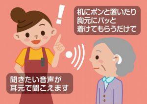 軽度難聴 会議 補聴器