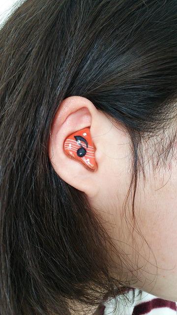 音響性外傷 オリジナル耳栓