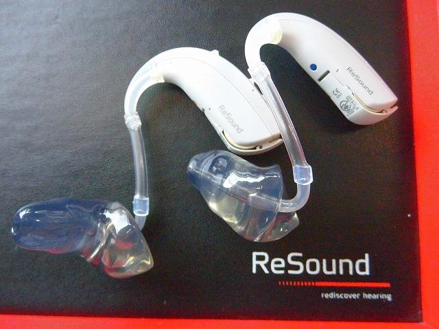 おすすめの重度難聴補聴器 リサウンド スマホ