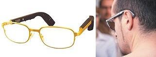 メガネ型装用