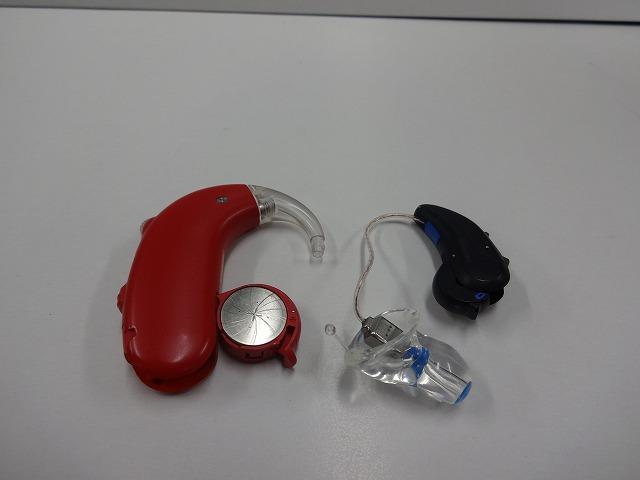 聴覚障害2級 仕事 目立たない補聴器