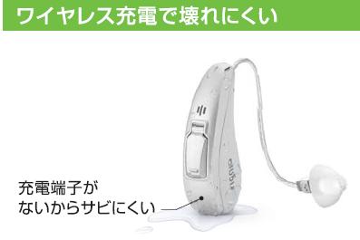 充電式補聴器セリオン シーメンスシグニア おすすめ