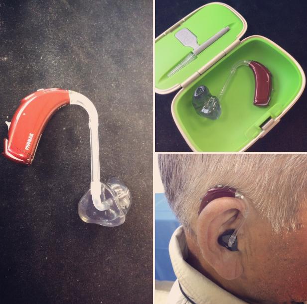 補聴器 小さい ずれない
