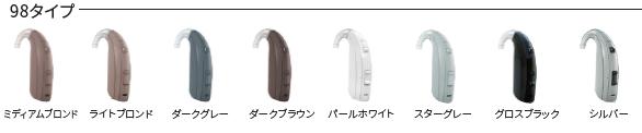おすすめ補聴器 リサウンドエンツォ3D 高度難聴
