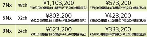 共通価格表