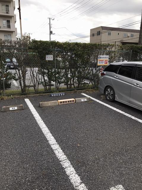 関東補聴器 千葉店 駐車場番号