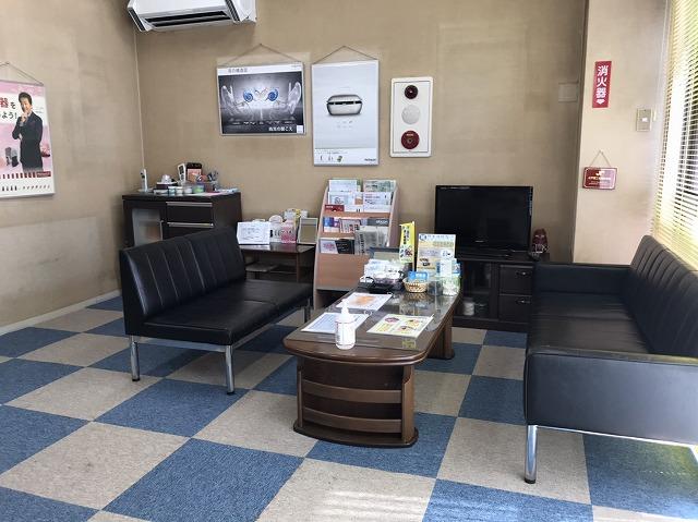 関東補聴器 水戸店 店内